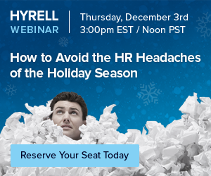 How to Avoid HR Headaches of the Holiday Season