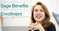 Sage HRMS Benefits Enrollment