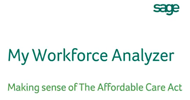 Sage HRMS My Workforce Analyzer