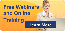 Free Webinars and Online Training