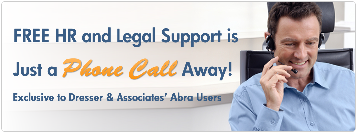 HR & Legal Hotline (free to Sage HRMS users)
