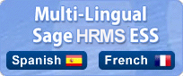 Multi-Lingual Sage HRMS ESS