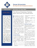 The Value of Employee Training: Myths and Facts You Should Know