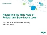 Navigating the Mine Field of federal and State Leave Laws