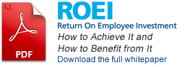 ROEI: Return on Employee Investment Whitepaper