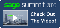 Sage Summit 2016 - Watch Video!