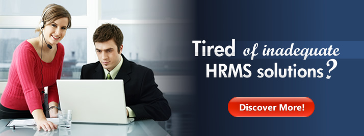 Tired of Inadequate HRMS Solutions?