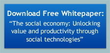 Free Whitepaper: The Social Economy - Unlocking value and productivity through social technologies
