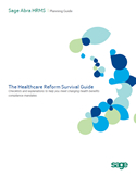 The Healthcare Reform Survival Guide