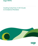 Avoiding Costly Fines: A 2013 Guide to Compliance Mandates