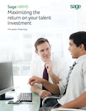 Maximizing the Return on Your Talent Investment