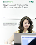 Stay In Control: The Benefits of In-House Payroll