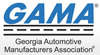 Georgia Automotive Manufacturers Association Logo